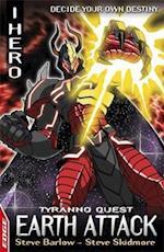 EDGE: I HERO: Quests: Earth Attack (Edge: I, Hero, nr. 4)