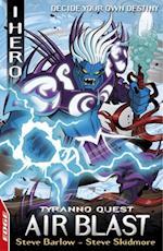 Air Blast: Tyranno Quest 1 (Edge I Hero Quests)