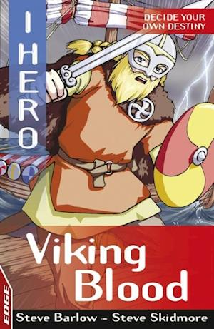 EDGE: I HERO: Viking Blood af Steve Skidmore