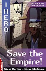 EDGE: I HERO: Save the Empire! (Edge: I, Hero)