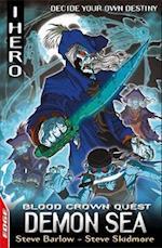 EDGE: I HERO: Quests: Demon Sea (Edge I Hero Quests, nr. 7)