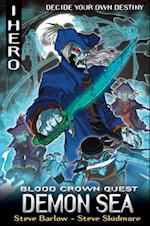 Demon Sea: Blood Crown Quest 3 (Edge I Hero Quests)