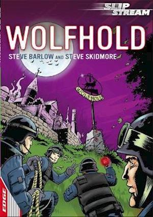 Bog paperback EDGE: Slipstream Short Fiction Level 1: Wolfhold af Steve Barlow