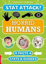 EDGE: Stat Attack: Horrid Humans: Facts, Stats and Quizzes (Edge Stat Attack, nr. 4)