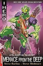 EDGE: I HERO: Quests: Menace From The Deep (Edge I Hero Quests, nr. 9)