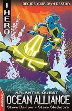 Bog paperback EDGE: I HERO: Quests: Ocean Alliance af Steve Barlow