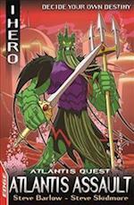 EDGE: I HERO: Quests: Atlantis Assault (Edge I Hero Quests, nr. 12)