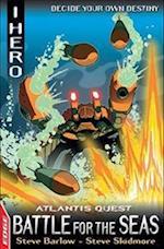 EDGE: I HERO: Quests: Battle For The Seas (Edge I Hero Quests, nr. 11)