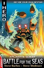 EDGE: I HERO: Quests: Atlantis Quest 3: Battle For The Seas (Edge I Hero Quests)