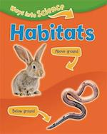 Ways Into Science: Habitats