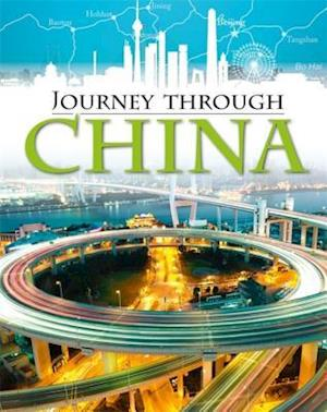 Bog, hardback Journey Through: China af Liz Gogerly