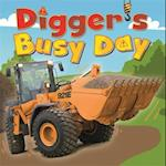 Digger and Friends: Digger's Busy Day (Mad About Trucks, nr. 1)
