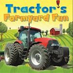 Digger and Friends: Tractor's Farmyard Fun (Mad About Trucks, nr. 2)