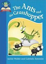 The Ants and the Grasshopper af Jackie Walter