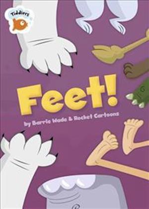 Bog, paperback Tiddlers: Feet!