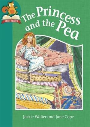 Bog, paperback The Princess and the Pea af Jackie Walter