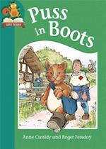 Puss in Boots (Must Know Stories Level 2, nr. 31)