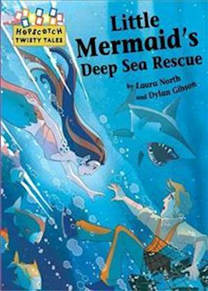 Bog, paperback Little Mermaid's Deep Sea Rescue af Laura North