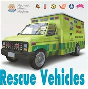 Bog, paperback Rescue Vehicles af David West