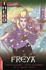 EDGE: I HERO: Legends: Freya (Edge I Hero Legends, nr. 6)