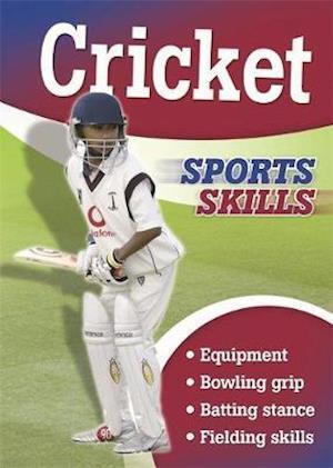 Bog, paperback Cricket af Chris Oxlade