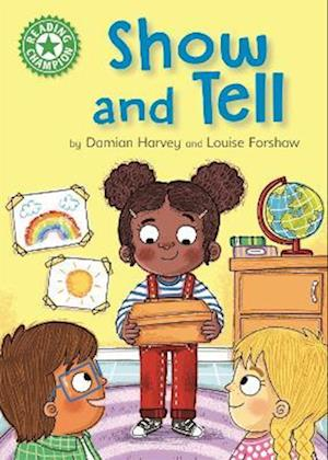 Reading Champion: Show and Tell
