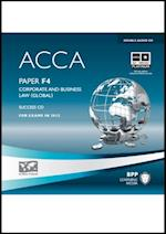 ACCA - F4 Corporate and Business Law (Global)