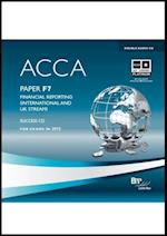 ACCA - F7 Financial Reporting (UK & International)