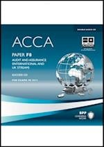 ACCA - F8 Audit and Assurance (UK & International)
