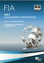FIA Management Information - MA1 - Kit af Bpp Learning Media