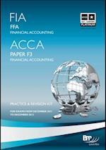 FIA  Foundations of Financial Accounting - FFA -Kit