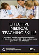 Effective Medical Teaching Skills (Progressing Your Medical Career)