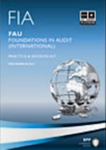FIA Foundations in Audit (INT) - FAU -Kit
