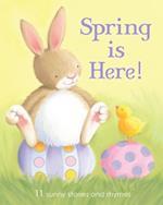 Spring Is Here! af Parragon Books Ltd