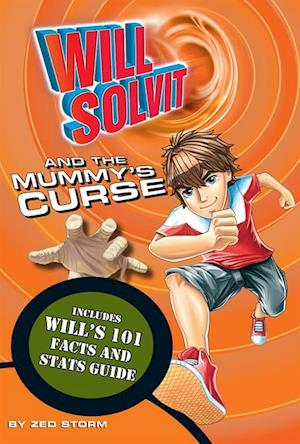 Will Solvit and the Mummy's Curse