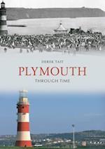 Plymouth Through Time af Derek Tait
