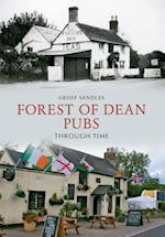 Forest of Dean Pubs Through Time af Geoff Sandles