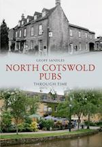 North Cotswold Pubs Through Time af Geoff Sandles