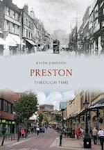 Preston Through Time (Through Time)