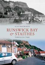 Runswick Bay & Staithes Through Time (Through Time)