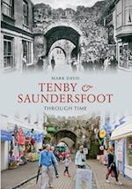 Tenby & Saundersfoot Through Time (Through Time)
