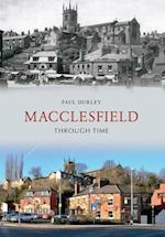 Macclesfield Through Time (Through Time)
