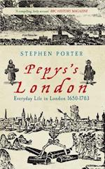 Pepys's London af Stephen Porter