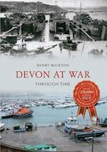 Devon at War Through Time af Henry Buckton