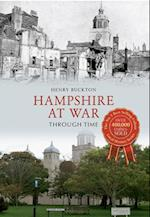 Hampshire at War Through Time af Henry Buckton