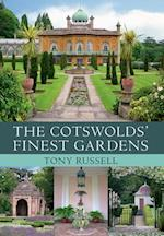 The Cotswolds' Finest Gardens af Tony Russell