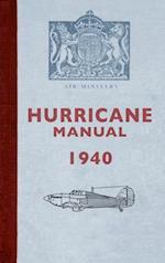 Hurricane Manual 1940