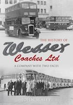 History of Wessex Coaches af John Sealey
