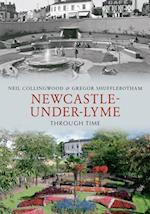 Newcastle-Under-Lyme Through Time