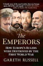 The Emperors af Gareth Russell